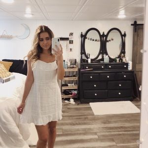 Adorable White Dress!!